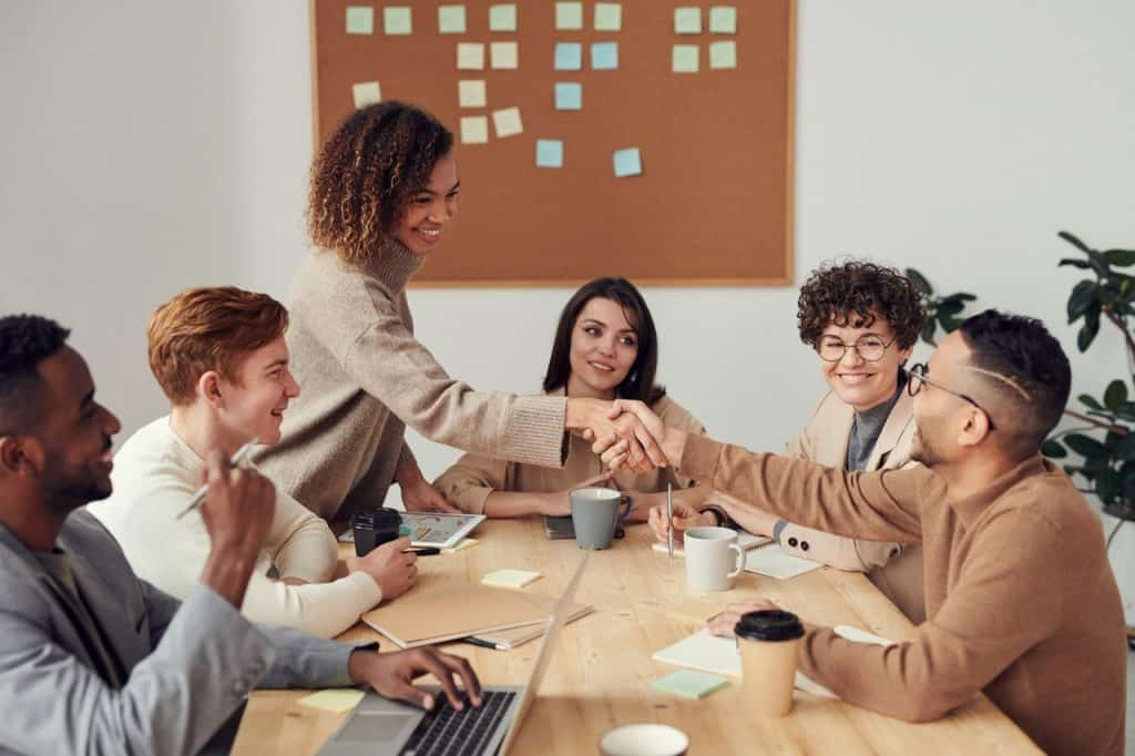 Networking & Relationships as a Career Goal