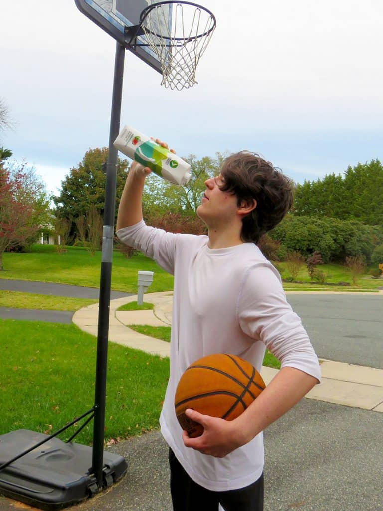 Drinking Greater Than Sports Drink