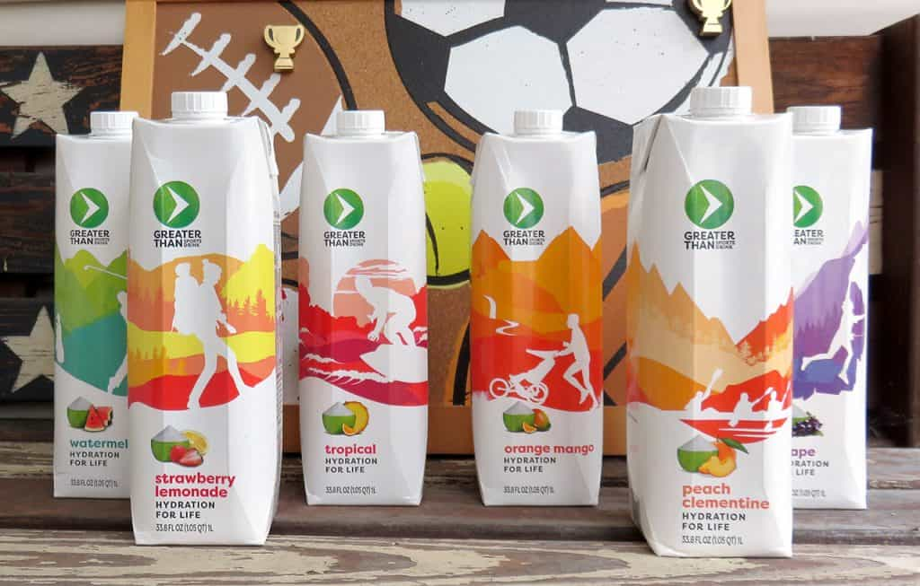 Greater Than Sports Drink Review - A Healthier and Delicious Sports Drink