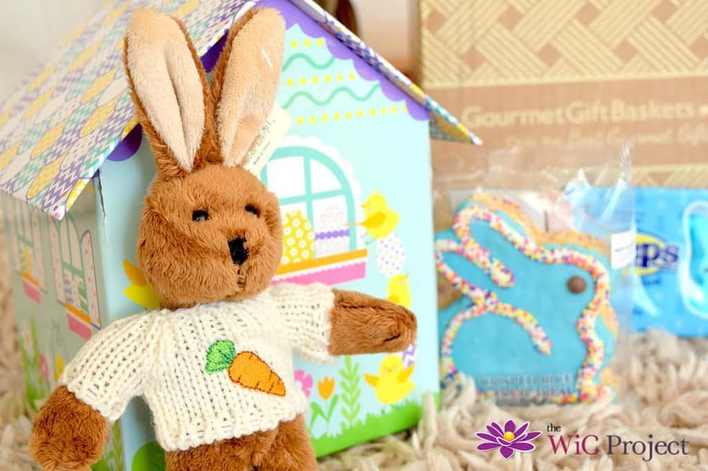 GourmetGiftBaskets.com Review - Easter Rabbit