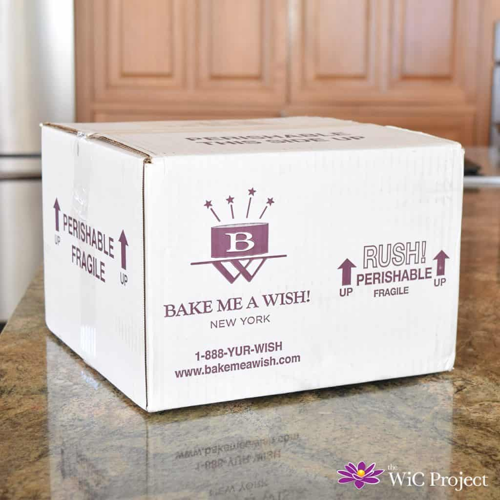 Bake Me A Wish! Cake Delivery Secure, Fast Shipping and Packaging