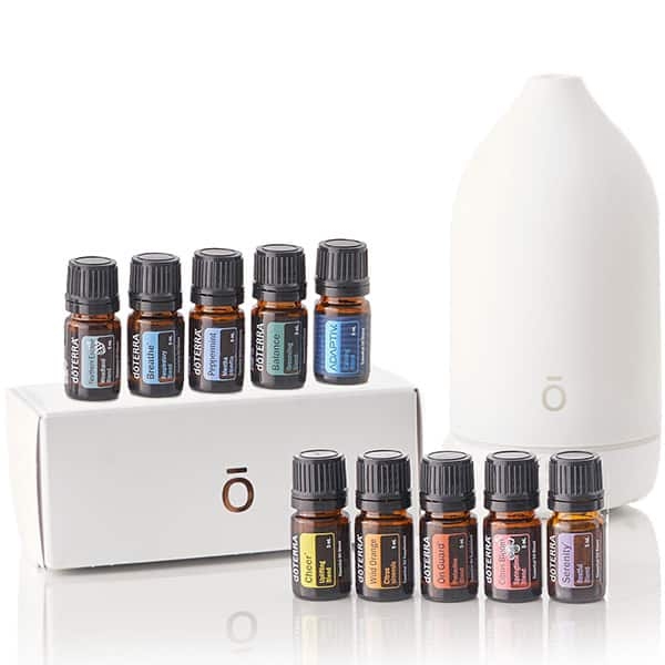 Perfect Aromatherapy Gift for Mom - doTerra Aroma Essentials Collection