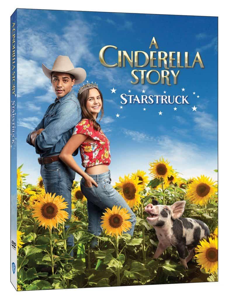 A Cinderella Story: Starstruck DVD