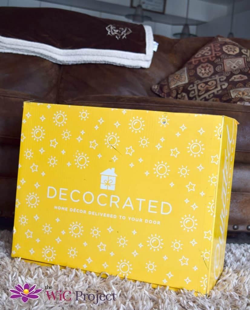 Decocrated Home Décor Subscription Box