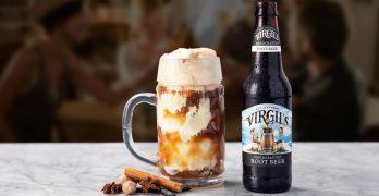 Virgil's Classic Root Beer Float Recipe